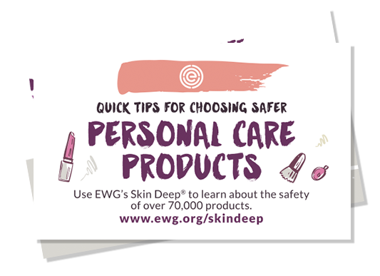 EWG Skin Deep Cosmetics Database