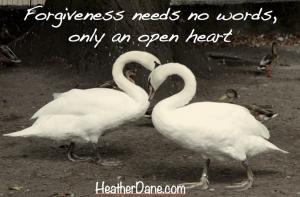 Forgiveness Needs No Words Meme