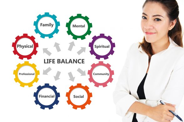 Girlfriends' Guide to Work/Life Balance