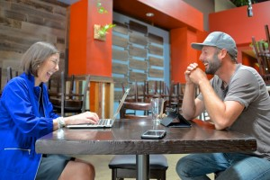 Heather Dane Interviews Nick Brune