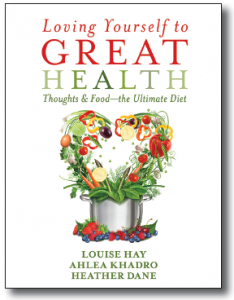 Loving Yourself to Great Health Book Cover Heather Dane
