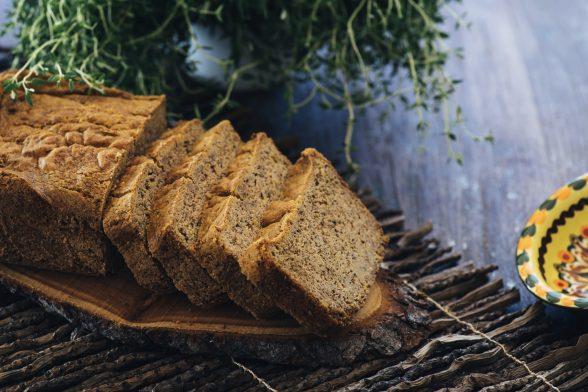 No Grain Rye Bread