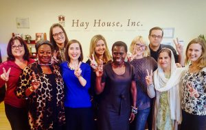 Women Peace Keepers with Heather Dane at Hay House