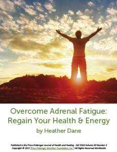 Overcome Adrenal Fatigue