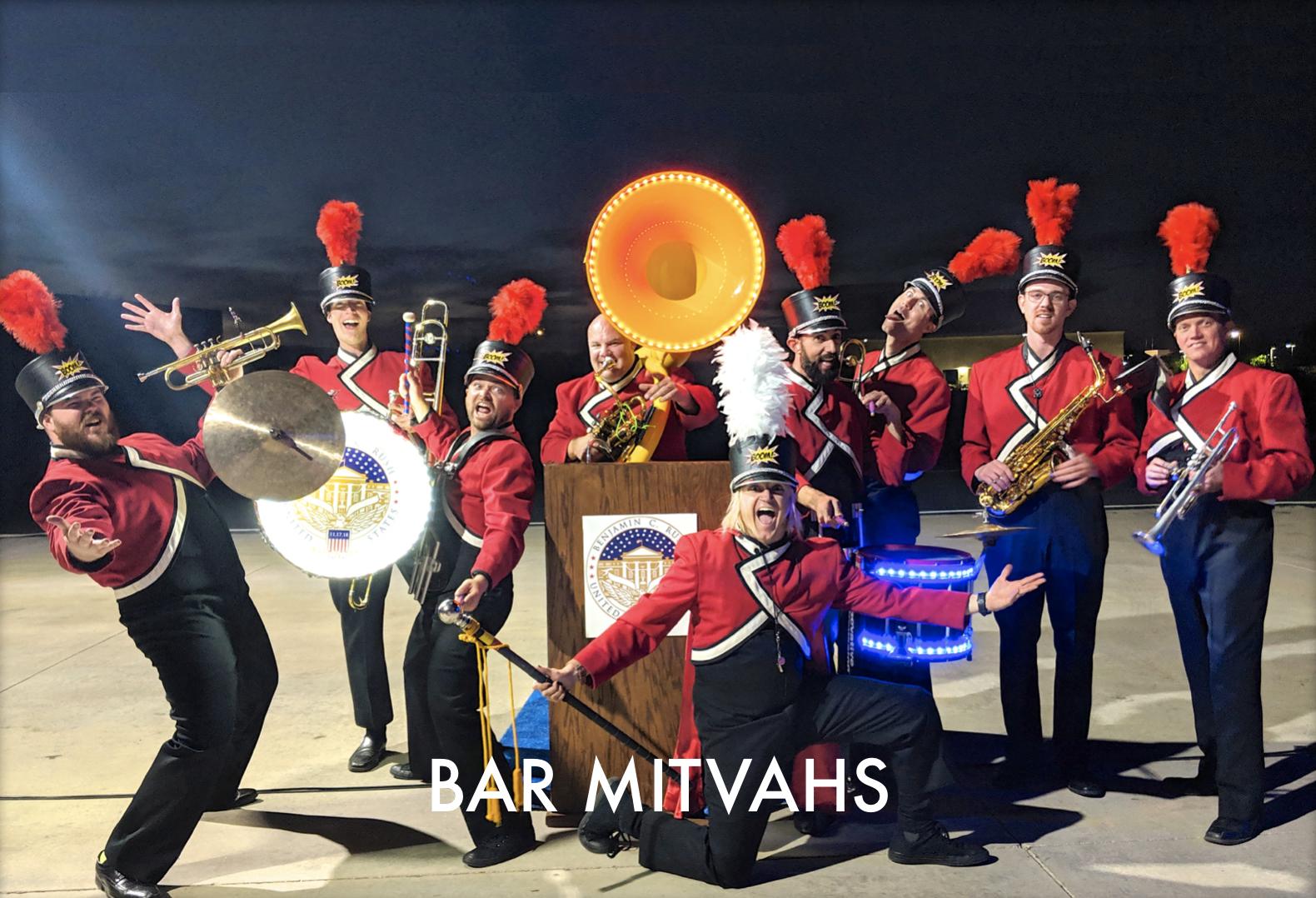Bar Mitzvahs