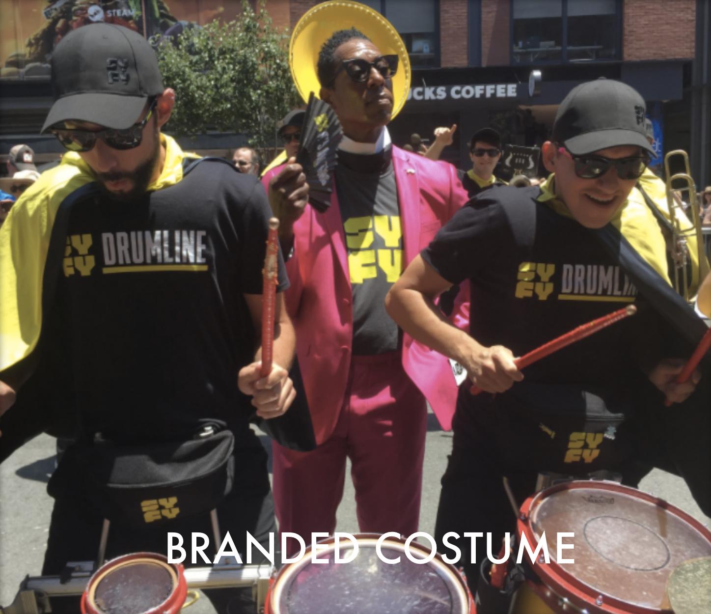 Branded Costume