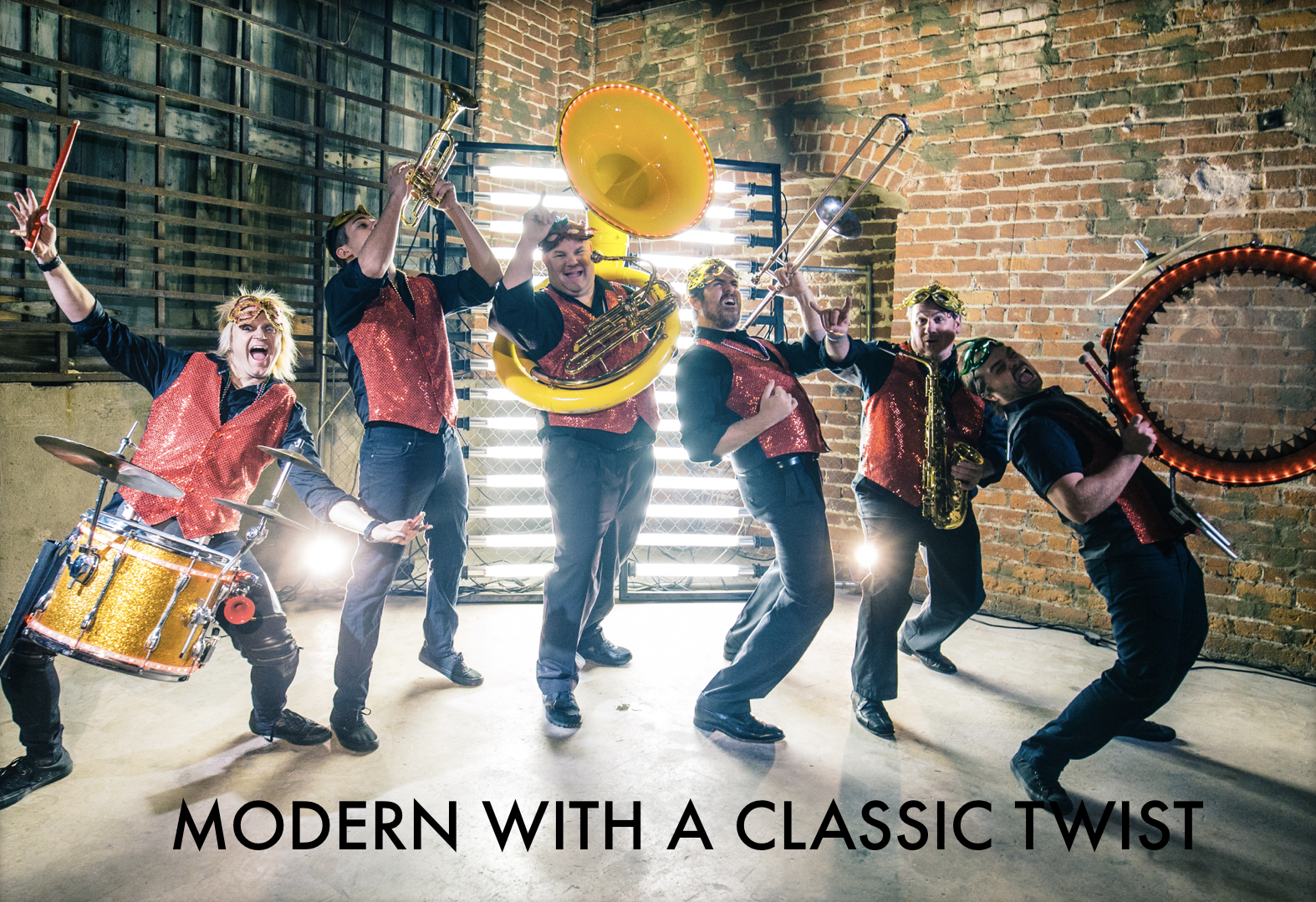 Brass Band Modern with a Classic Twist