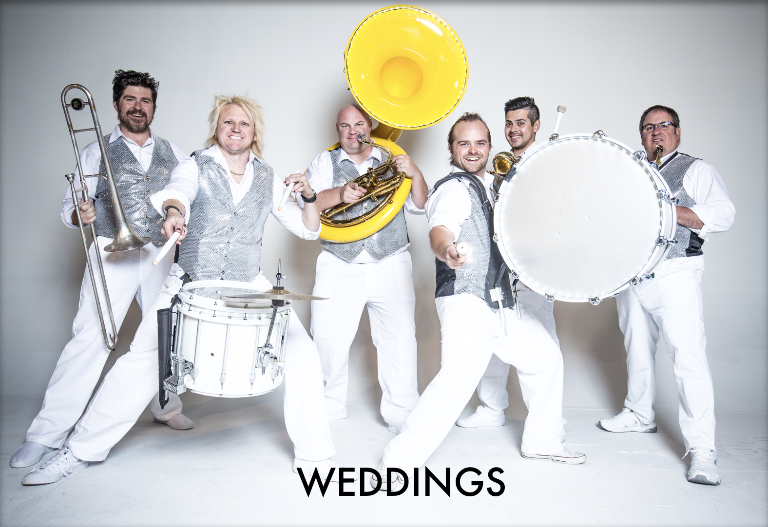 Brass Band Weddings