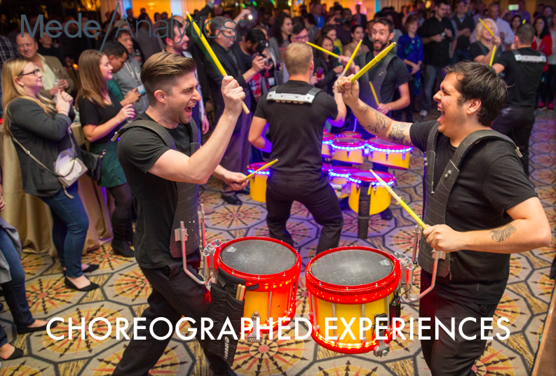 Choreographed Experiences