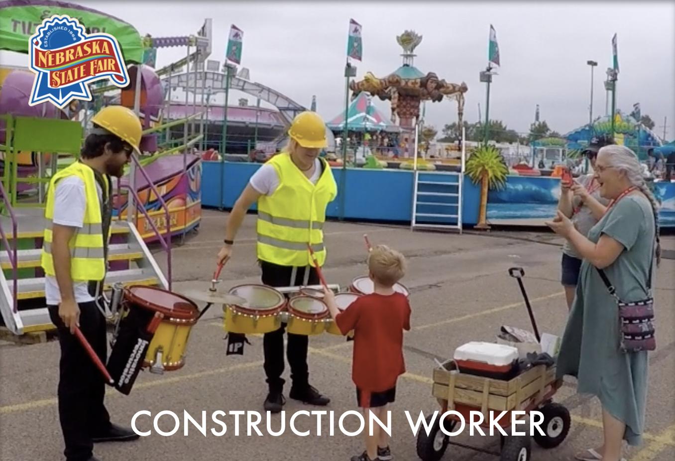 Fair Construction Worker