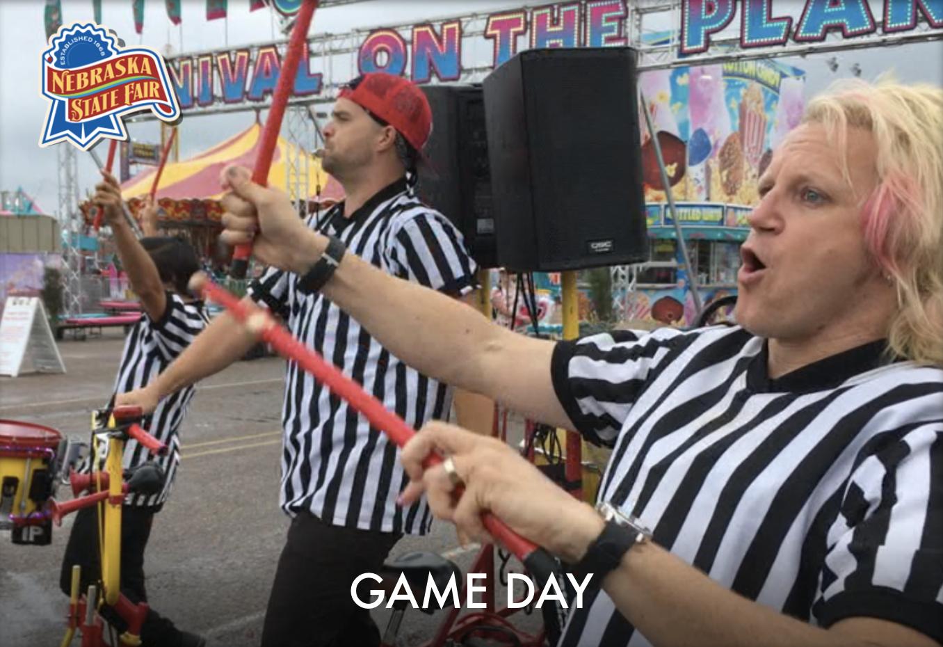 Fair Game Day