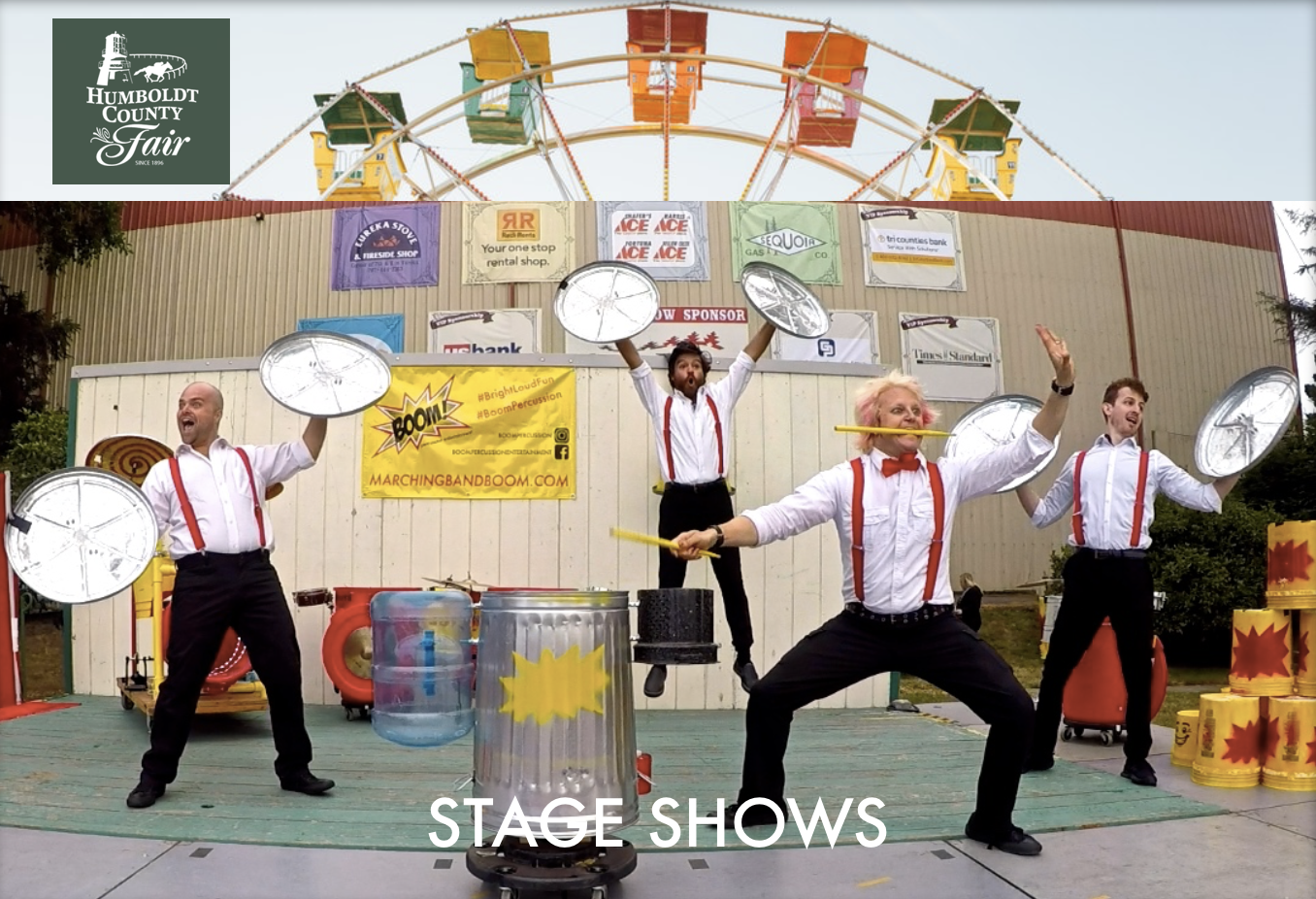 Fair Stage Shows
