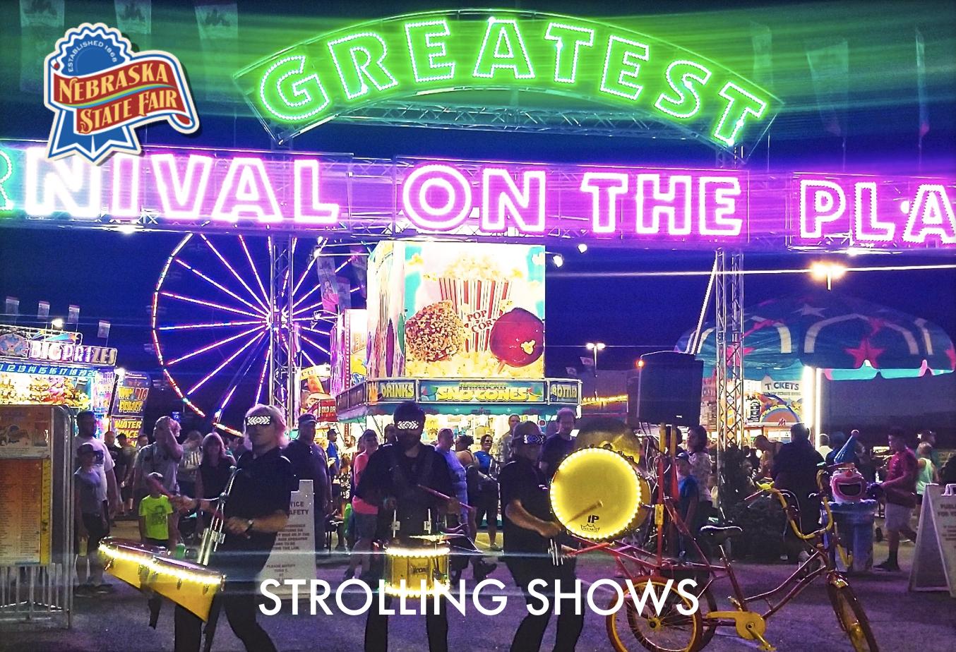 Fair Strolling Shows