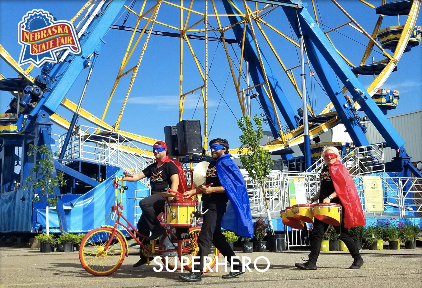 Fair Superhero