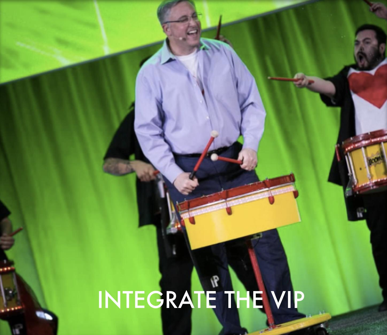 Integrate VIP