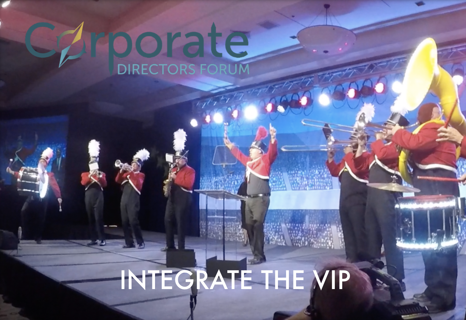 Integrate the VIP