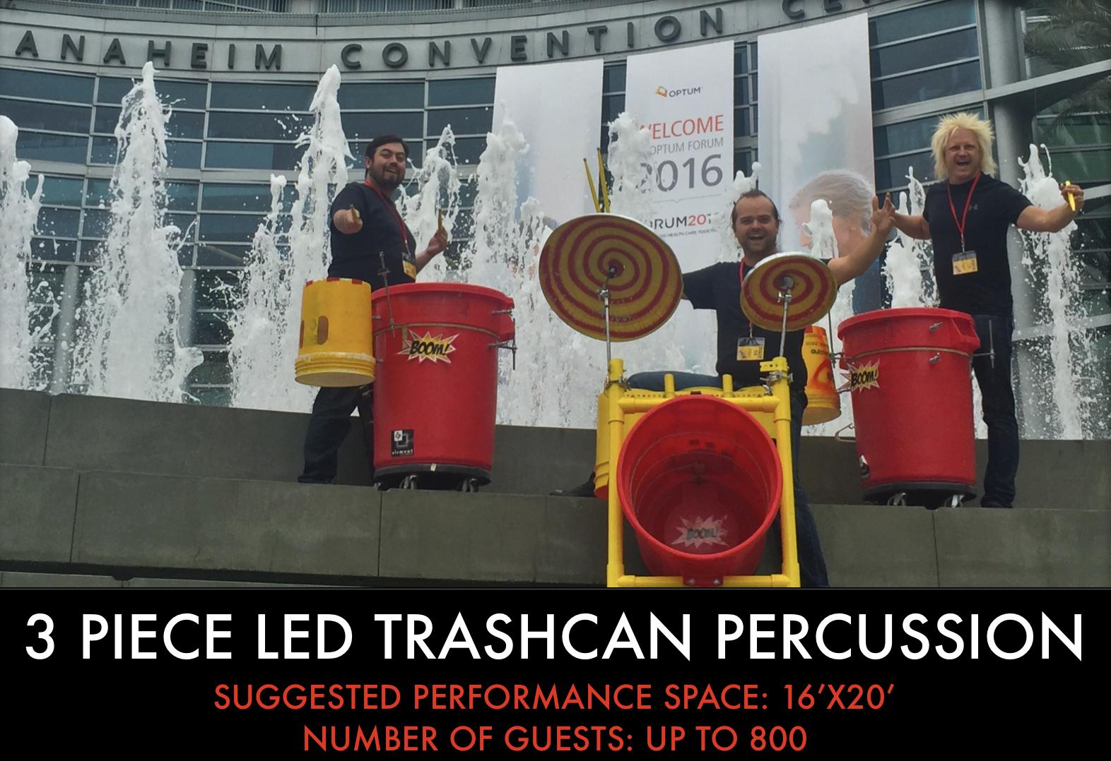 LED TCP 3 Piece