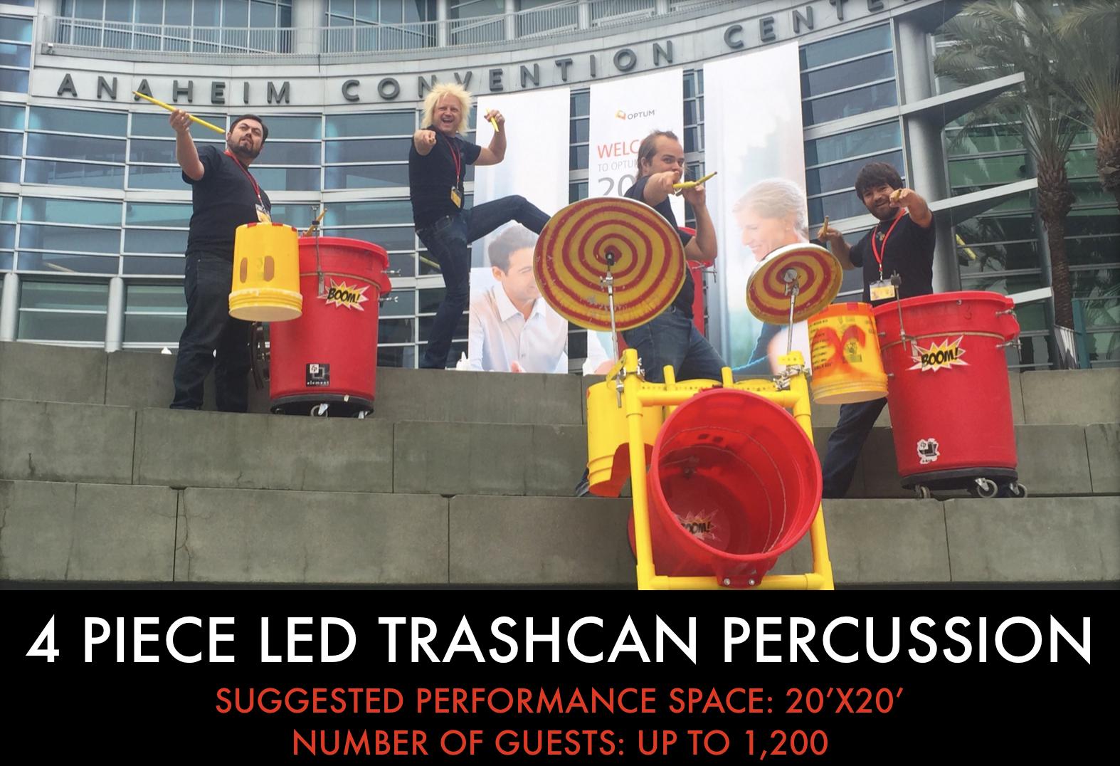 LED TCP 4 Piece