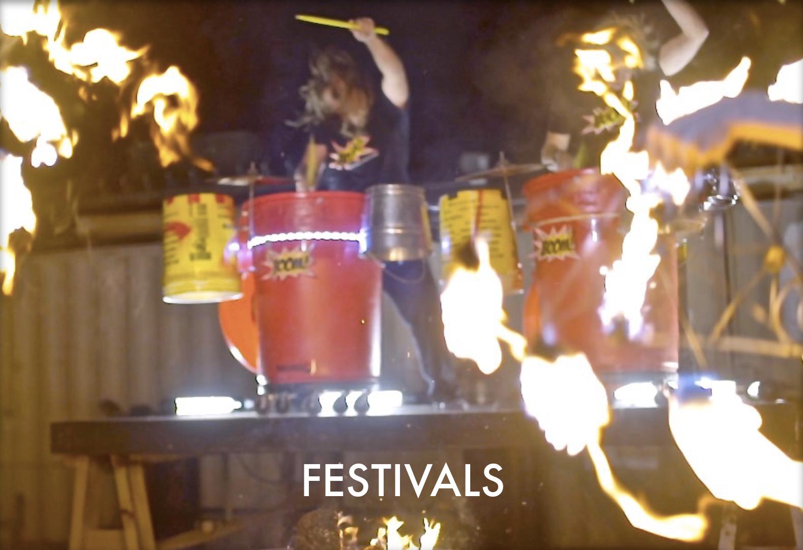 LED TCP Festivals