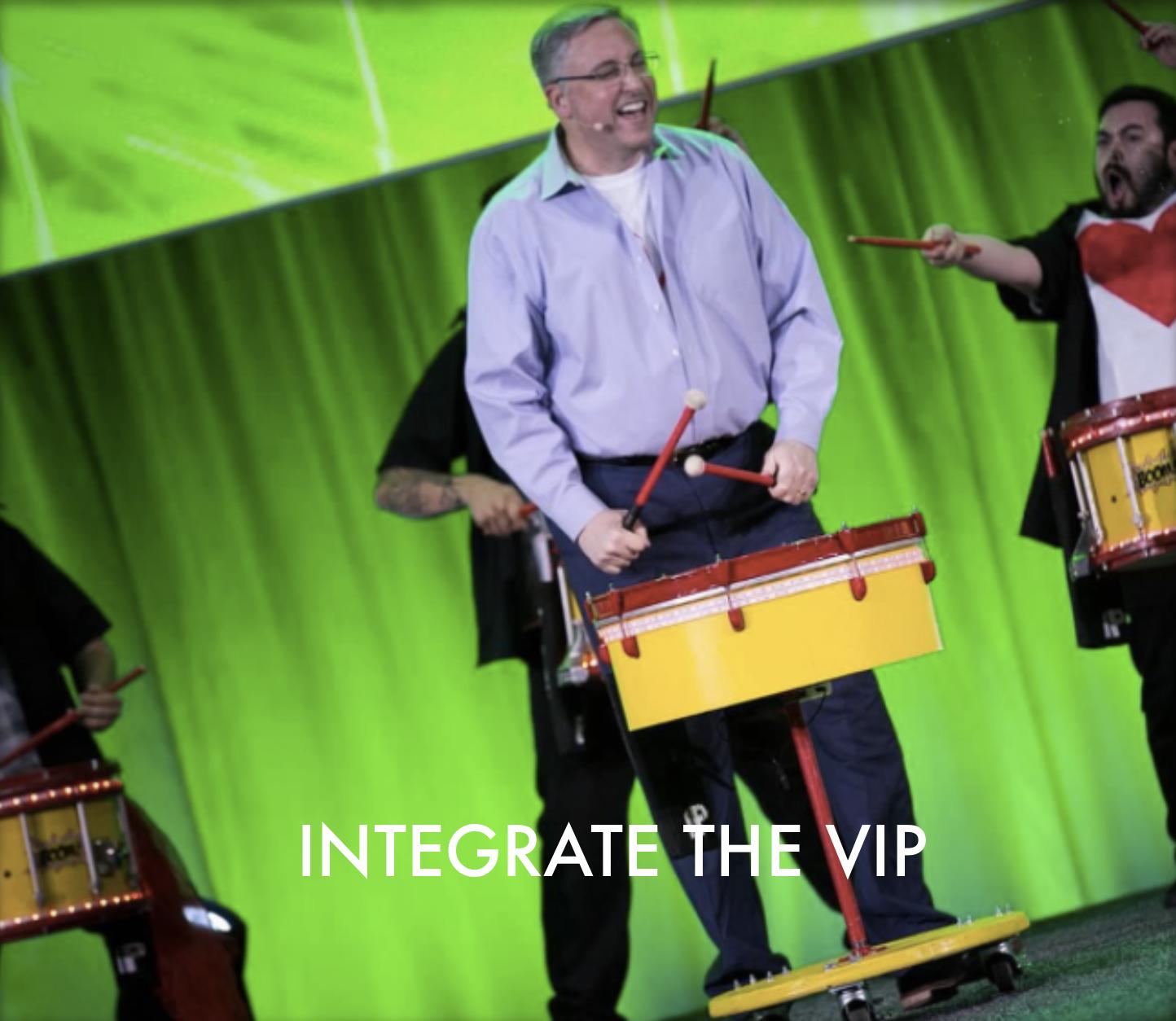LED TCP Integrate the VIP