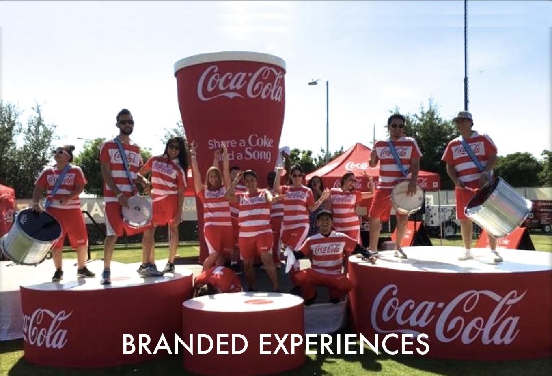 Samba Branded Experiences