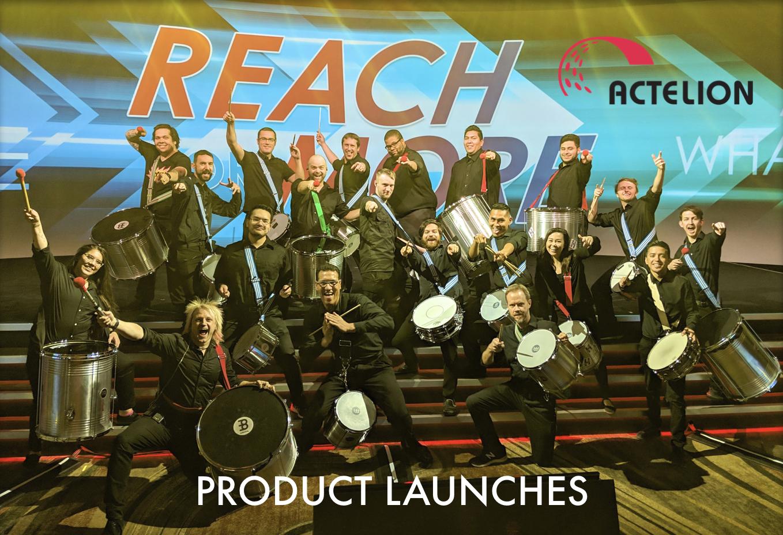 Samba Product Launches