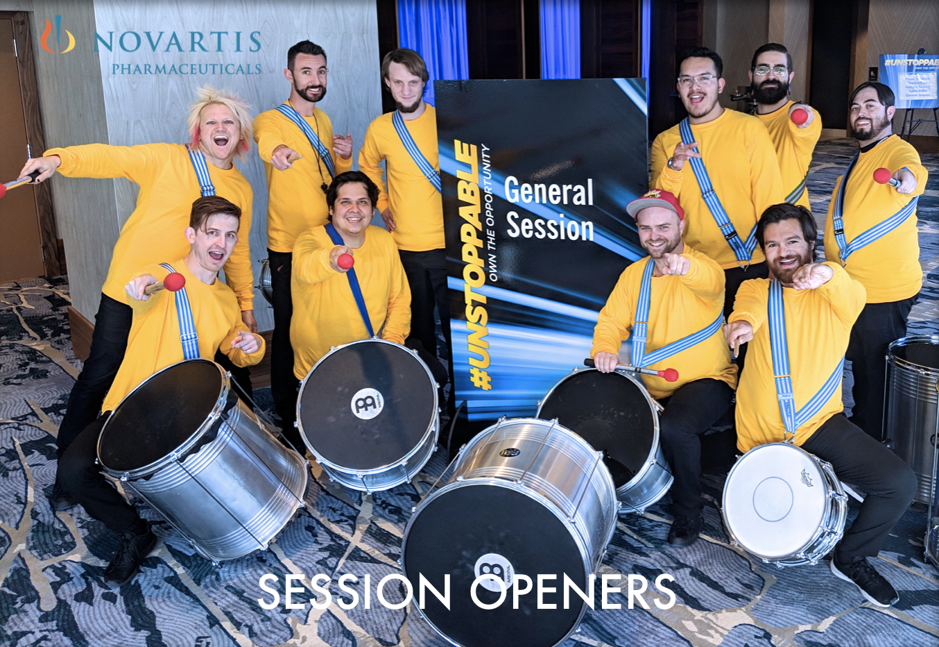 Samba Session Openers
