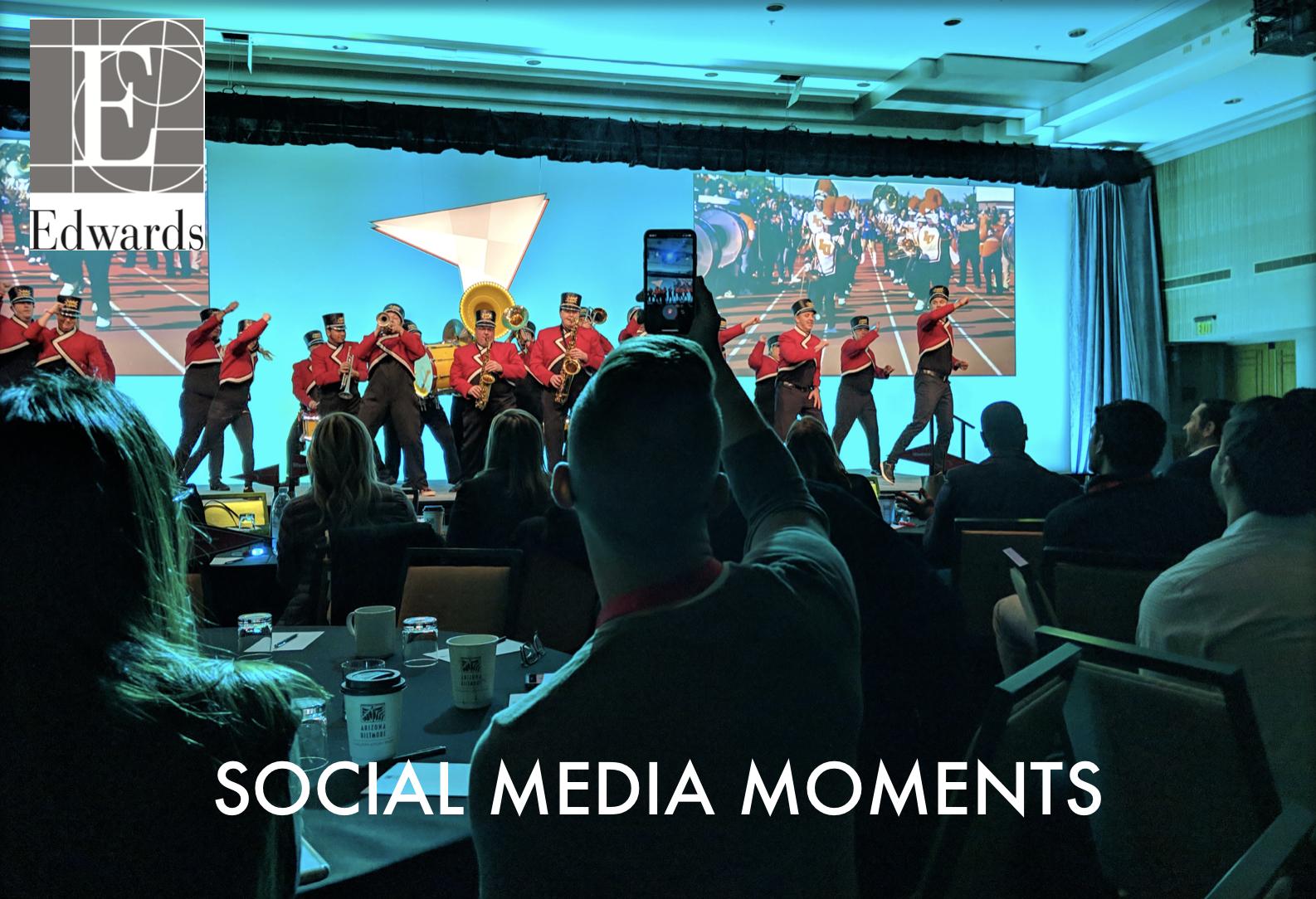 Social Media Moments