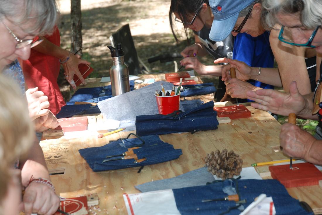 Woodcarving Workshop