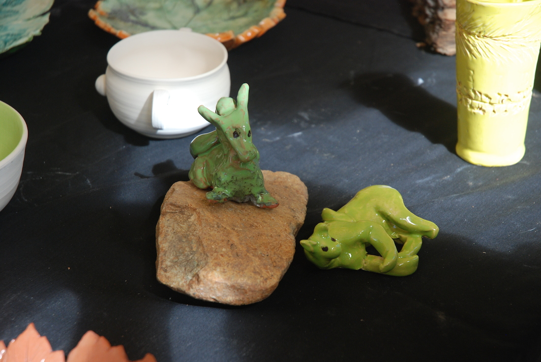 Critters of Clay