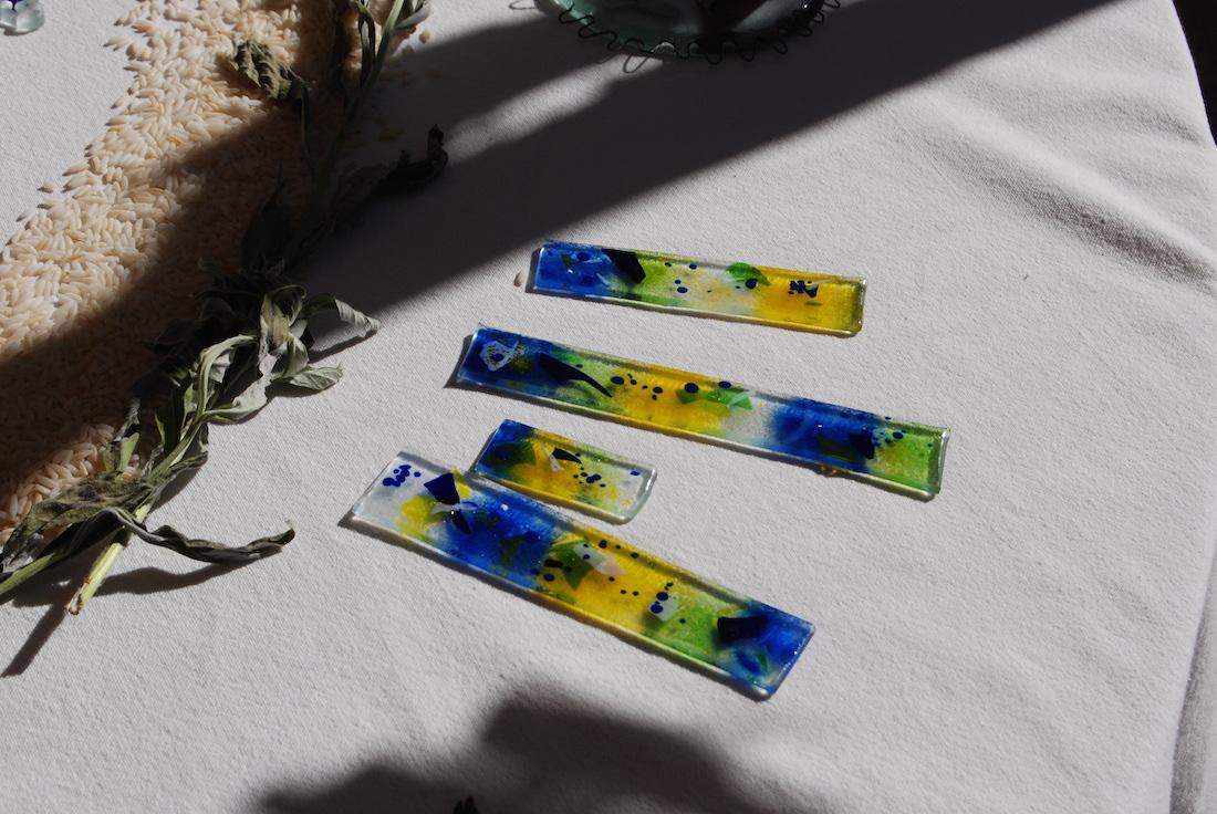 Fused Glass Beauties