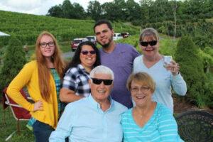 Family Vacation Making Memories