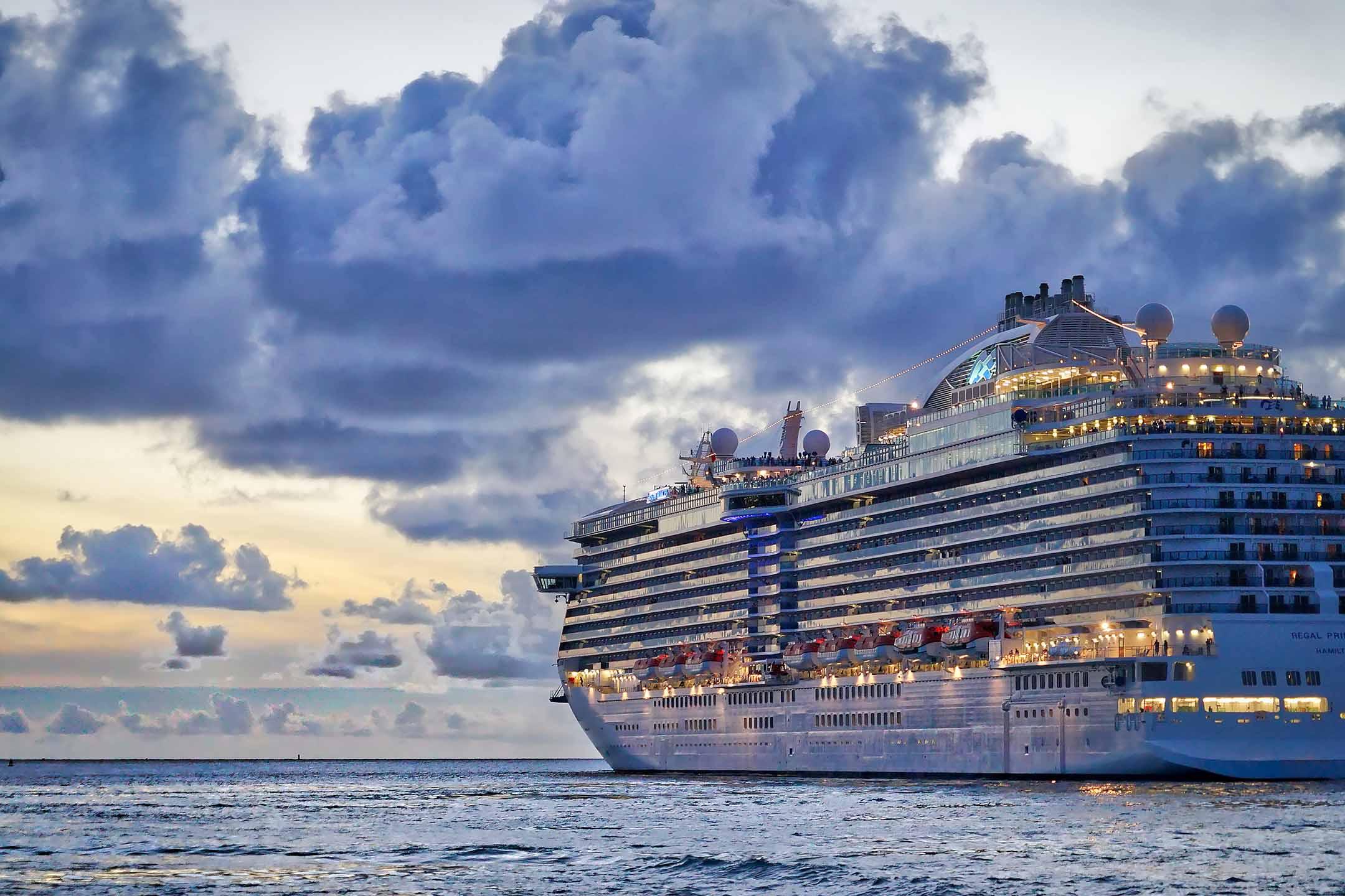 Cruise Virgin Islands