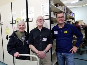 Beatley volunteers