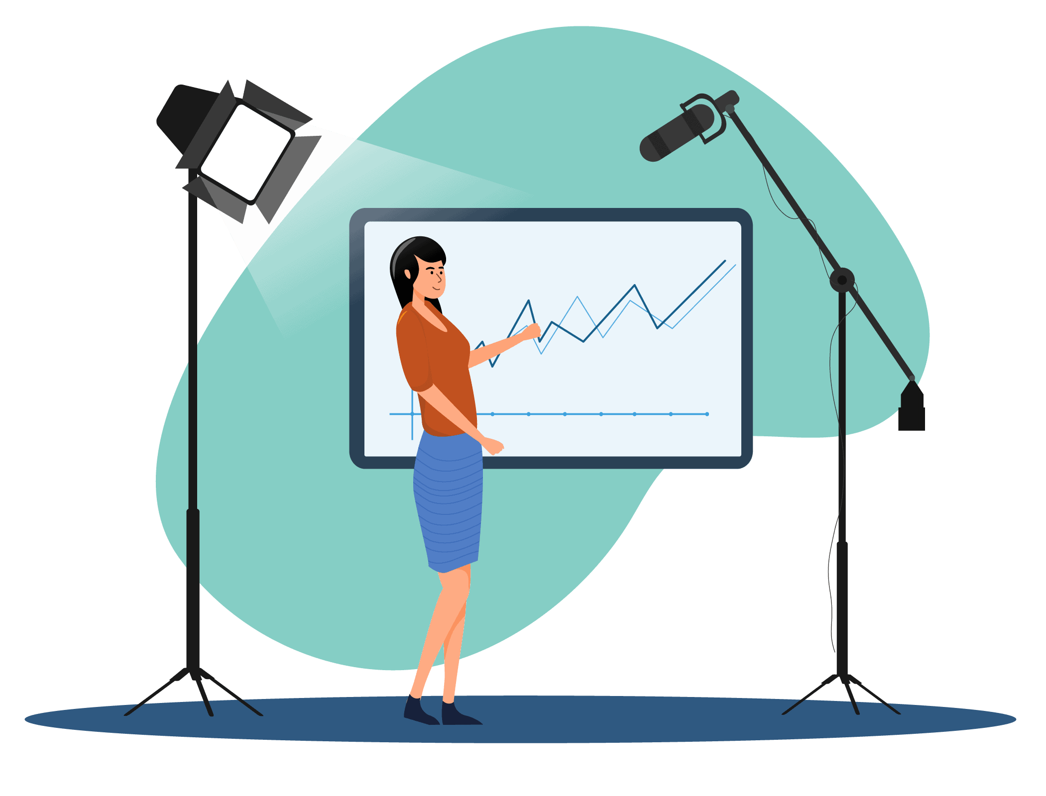 Actor Presenter - Cost of Video Production