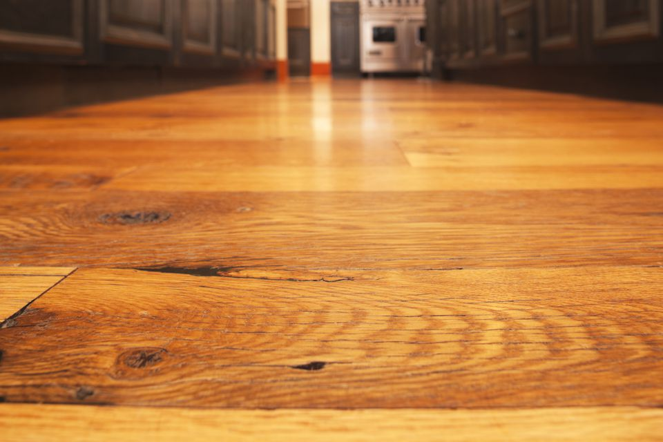 When making the decision to change the flooring in your home
