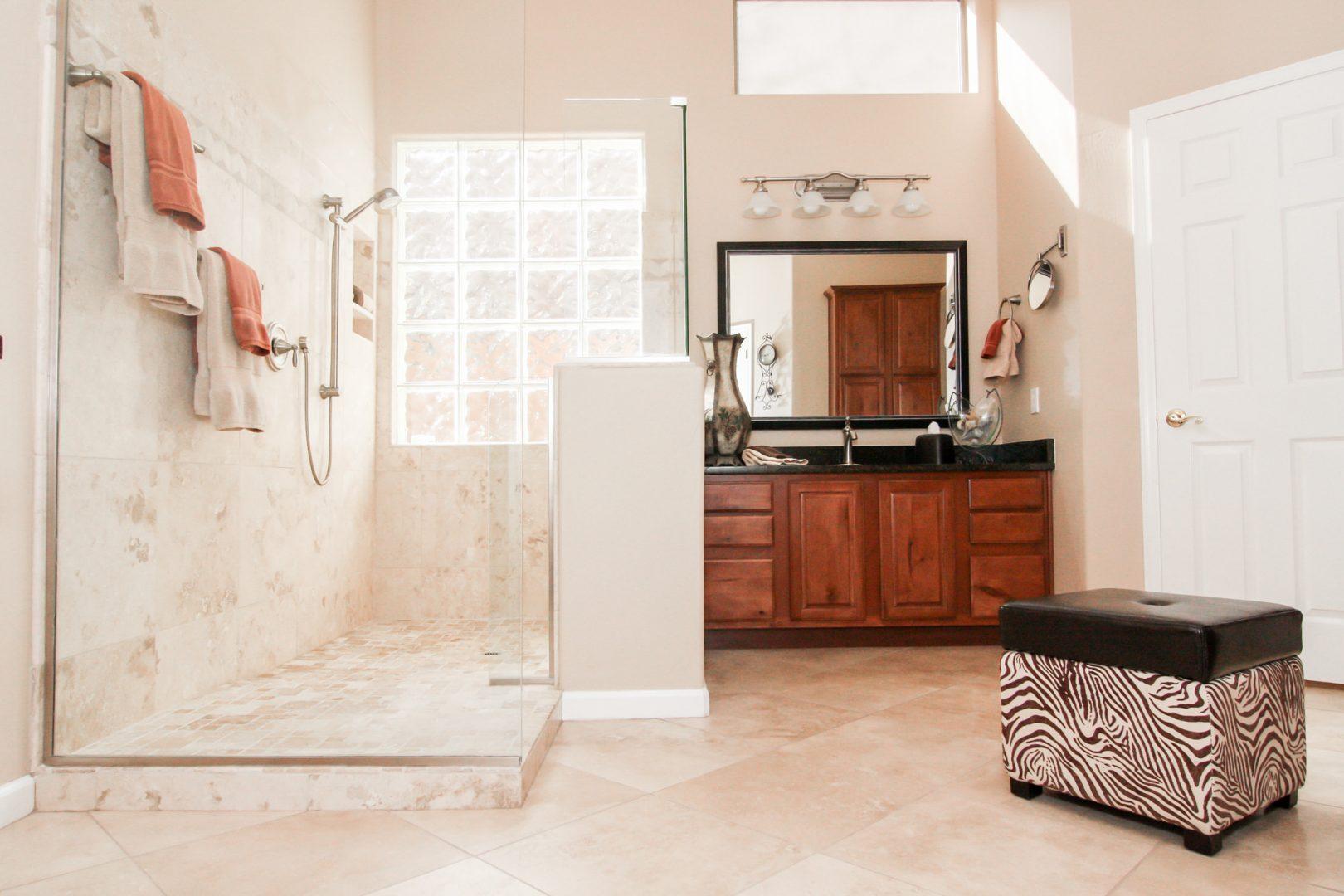 Dreaming of a Spa Bathroom