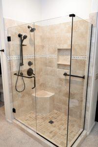 Kreiner shower
