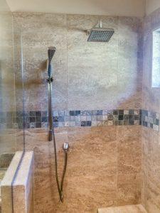 Mahoney shower