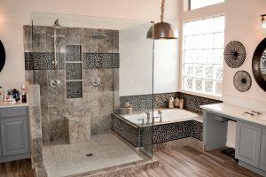 Bazargan shower