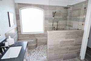 Manske shower
