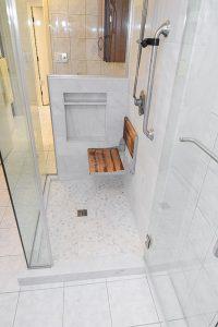 Johansson shower