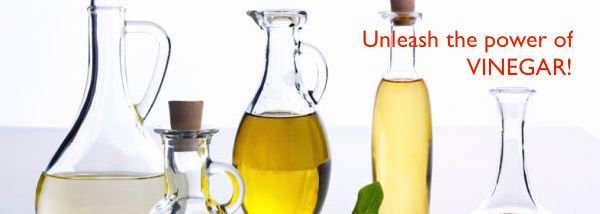 25 ways to clean your home with vinegar!