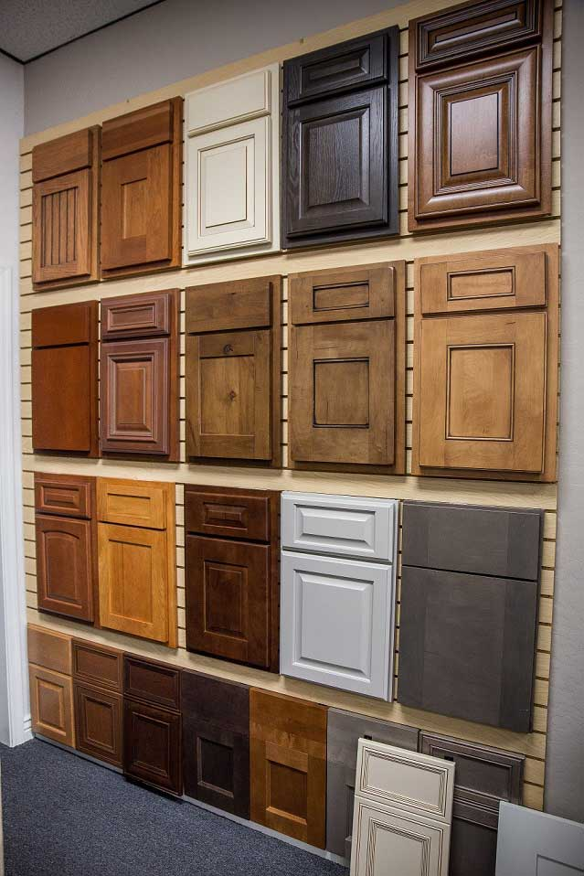 Cabinets Of All Shapes And Sizes