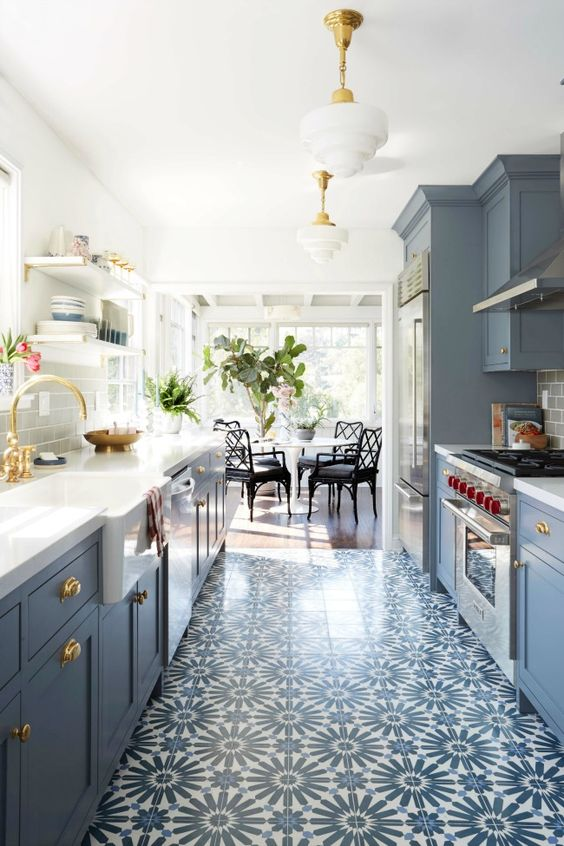 What To Do With A Galley Kitchen