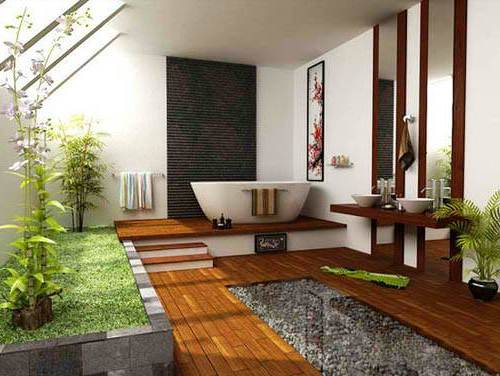Feng Shui For Your Bathroom