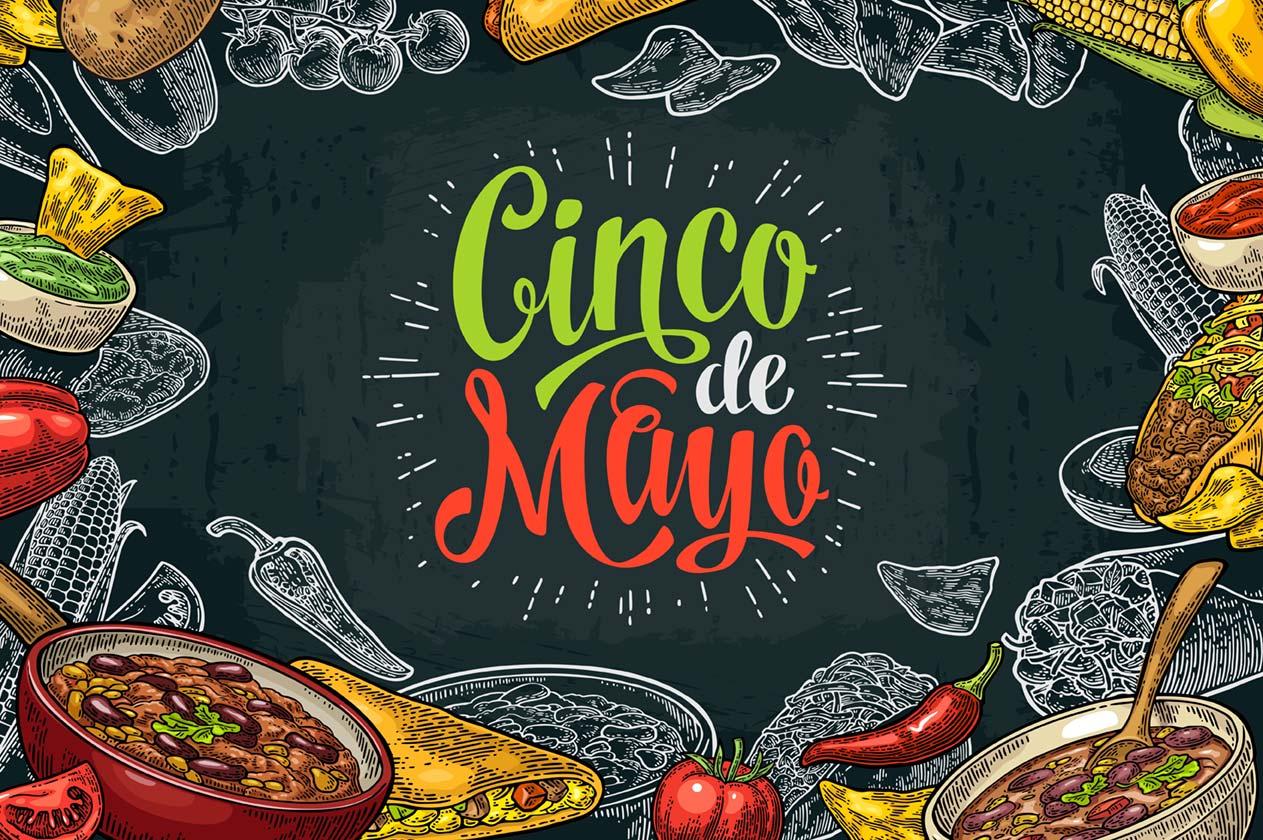 Happy Cinco De Mayo From Retro Pro!