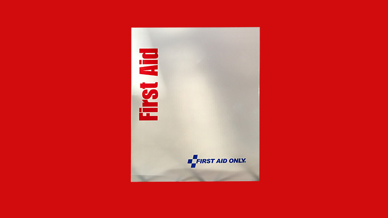First Aid Station Installation