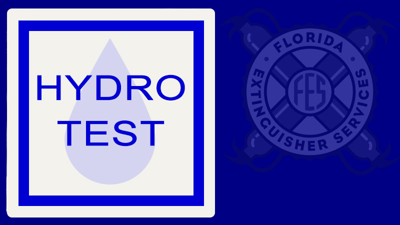 Hydro Test Graphic for Service