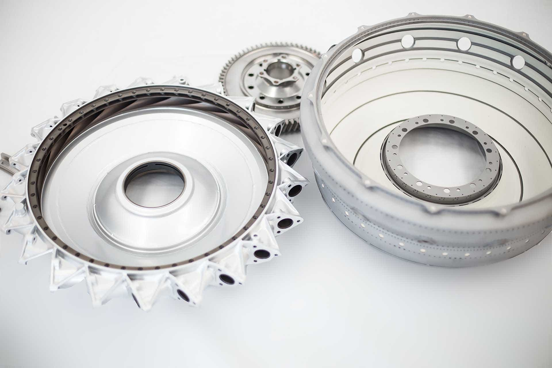 PW100 Components